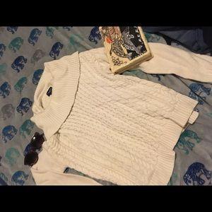 American eagle Cowl Sweater